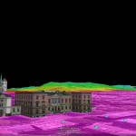prevue des cartes de pollution lumineuse dans Google earth